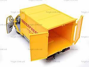 Инерционная машина Газель «Служба доставки», 9123B, купить