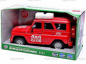 Инерционная машина Газель «Такси», 9124E