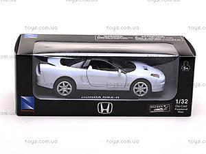 Инерционная машина Honda NSX-R 2002, 52343B
