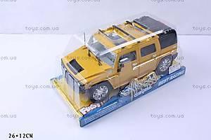 Инерционная машина Hummer, C4-857