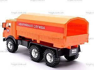 Инерционная машина КАМАЗ «Аварийная служба», 31702, купить