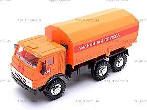 Инерционная машина КАМАЗ «Аварийная служба», 31702
