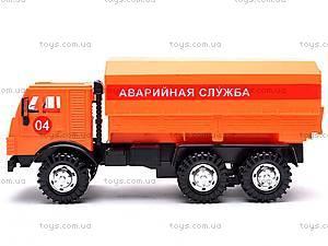 Инерционная машина КАМАЗ «Аварийная служба», 31702, цена