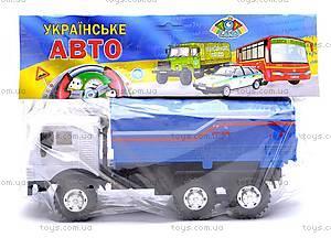 Инерционная машина КАМАЗ «Почта», 31704, отзывы