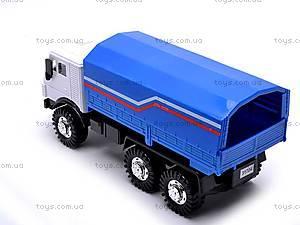 Инерционная машина КАМАЗ «Почта», 31704, цена