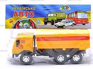 Инерционная машина КАМАЗ «Техпомощь», 31703, фото