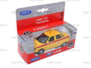 Инерционная машина Lada 110 «Техпомощь», 42385TA-W, фото