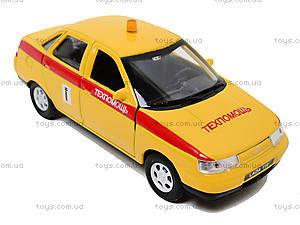 Инерционная машина Lada 110 «Техпомощь», 42385TA-W, отзывы