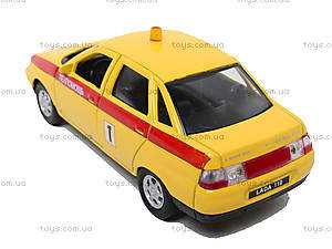 Инерционная машина Lada 110 «Техпомощь», 42385TA-W, игрушки