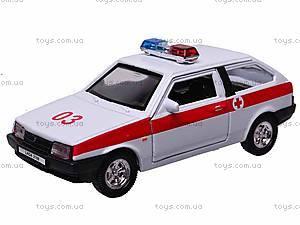 Инерционная машина Lada 2108 «Скорая помощь», 42377AE-W