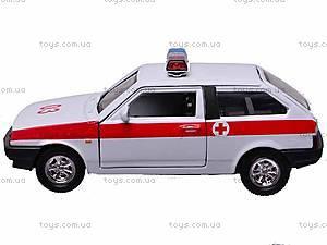 Инерционная машина Lada 2108 «Скорая помощь», 42377AE-W, купить