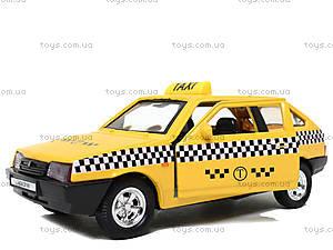 Инерционная машина Lada 2108 «Такси», 42377TI-W, купить