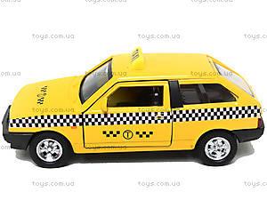 Инерционная машина Lada 2108 «Такси», 42377TI-W, отзывы