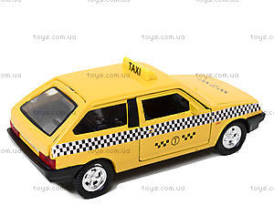 Инерционная машина Lada 2108 «Такси», 42377TI-W, цена