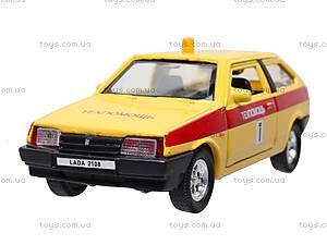 Инерционная машина Lada 2108 «Техпомощь», 42377TA-W, цена
