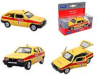 Инерционная машина Lada 2108 «Техпомощь», 42377TA-W, іграшки