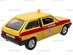 Инерционная машина Lada 2108 «Техпомощь», 42377TA-W, игрушки