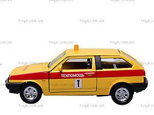 Инерционная машина Lada 2108 «Техпомощь», 42377TA-W, детские игрушки