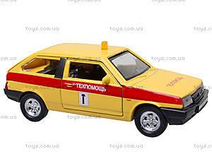 Инерционная машина Lada 2108 «Техпомощь», 42377TA-W, магазин игрушек