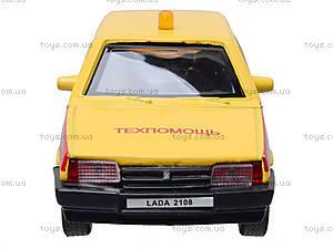 Инерционная машина Lada 2108 «Техпомощь», 42377TA-W, toys