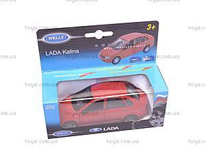 Инерционная машина Lada Kalina, 42383W, купить