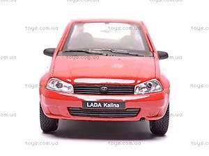 Инерционная машина Lada Kalina, 42383W, фото
