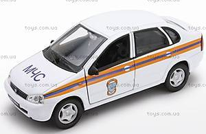 Инерционная машина Lada Kalina «МЧС», 42383RE-W, купить
