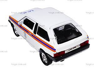Инерционная машина Lada «МЧС», 42377RE-W, отзывы