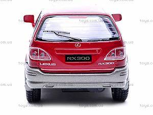 Инерционная машина Lexus RX300, KT5040W, цена