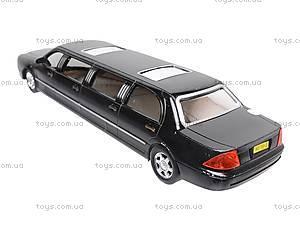 Инерционная машина «Лимузин», 789-2, игрушки