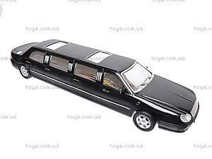 Инерционная машина «Лимузин», 789-2, магазин игрушек