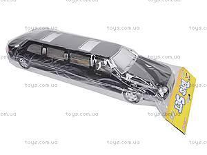 Инерционная машина «Лимузин», 789-2