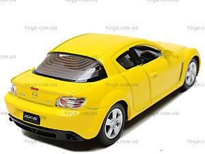 Инерционная машина Mazda RX-8, KT5071W, toys.com.ua