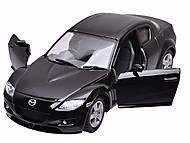 Инерционная машина Mazda RX-8, KT5071W, отзывы