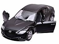 Инерционная машина Mazda RX-8, KT5071W, фото
