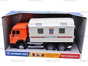 Инерционная машина «МЧС», 9119A, игрушки