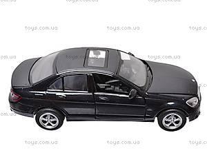 Инерционная машина Mercedes-Benz C-Class, 52663, купить