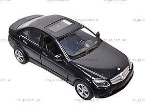 Инерционная машина Mercedes-Benz C-Class, 52663, отзывы