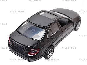 Инерционная машина Mercedes-Benz C-Class, 52663, цена