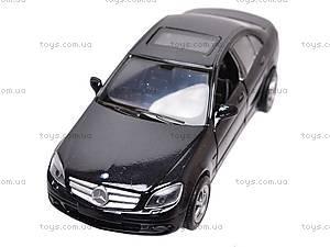 Инерционная машина Mercedes-Benz C-Class, 52663, игрушки