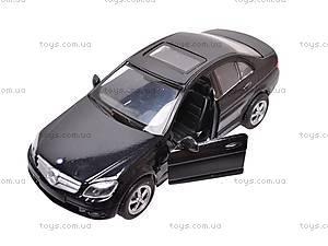 Инерционная машина Mercedes-Benz C-Class, 52663