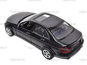 Инерционная машина Mercedes-Benz C-Class, 52663, детские игрушки