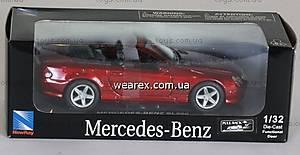 Инерционная машина Mercedes-Benz SL500, 50863
