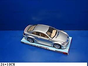 Инерционная машина Mercedes-Benz SLK Coupe, 6618