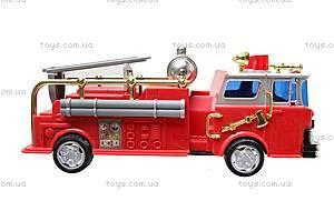 Инерционная машина Metro Fire, 10886, купить