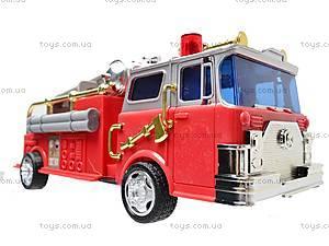 Инерционная машина Metro Fire, 10886, фото