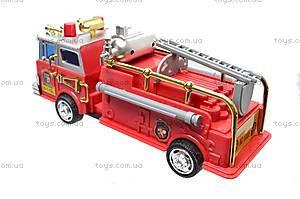 Инерционная машина Metro Fire, 10886, отзывы