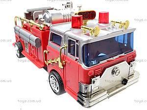 Инерционная машина Metro Fire, 10886, игрушки