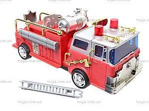 Инерционная машина Metro Fire, 10886, магазин игрушек
