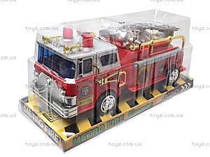 Инерционная машина Metro Fire, 10886